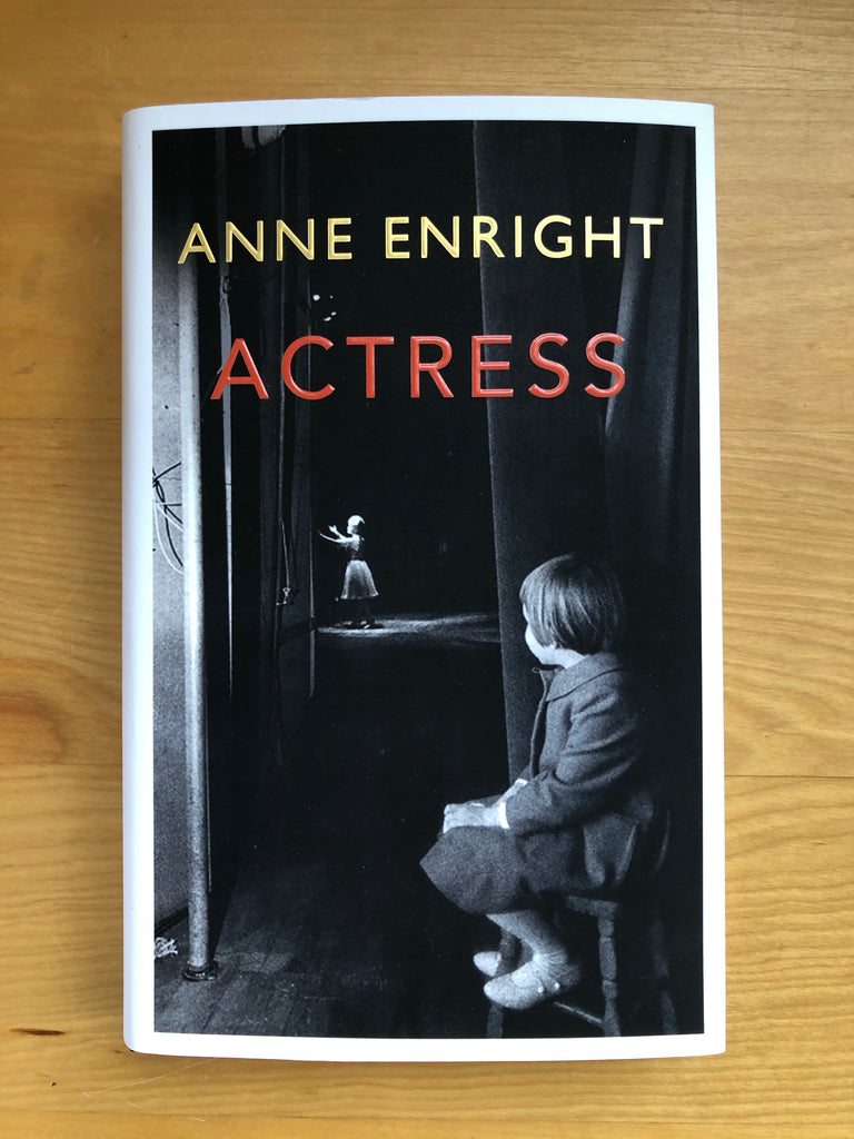 Actress, by Anne Enright ( hardback)