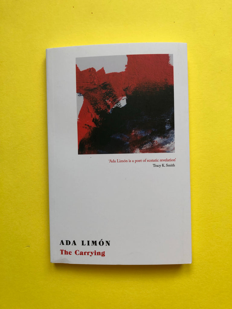 The Carrying, by Ada Limón ( paperback Feb 2019)