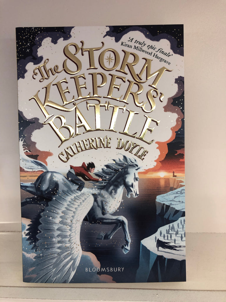 The Storm Keeper's Battle, Catherine Doyle ( pb, Mar 2021)