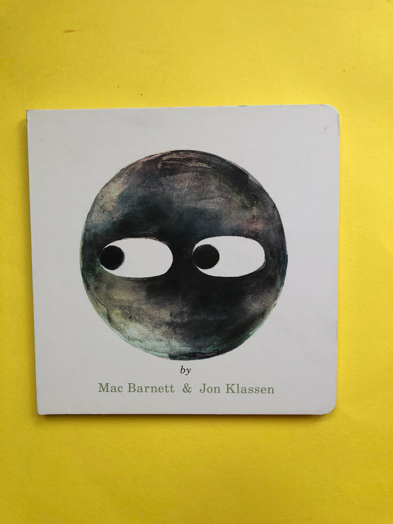 Circle by Jon Klassen and Mac Barnett