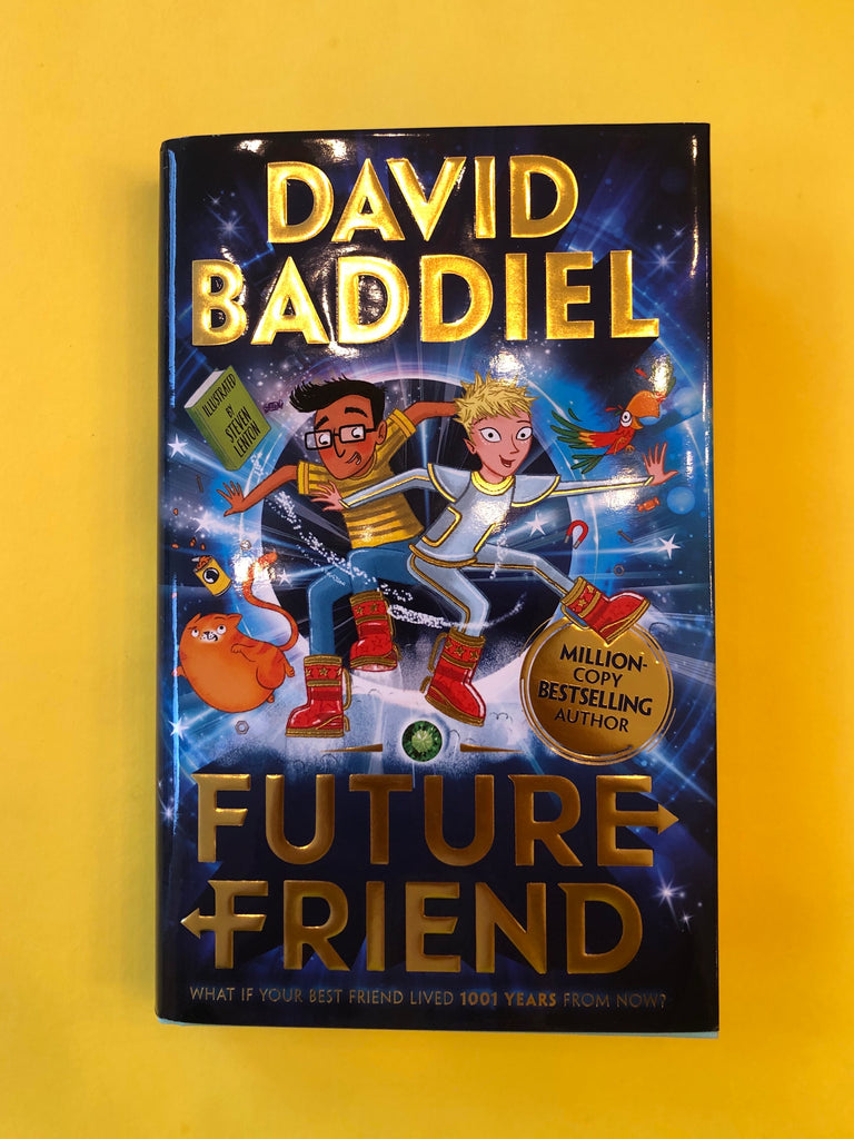 Future Friend, David Baddiel (hardback, October 2020)