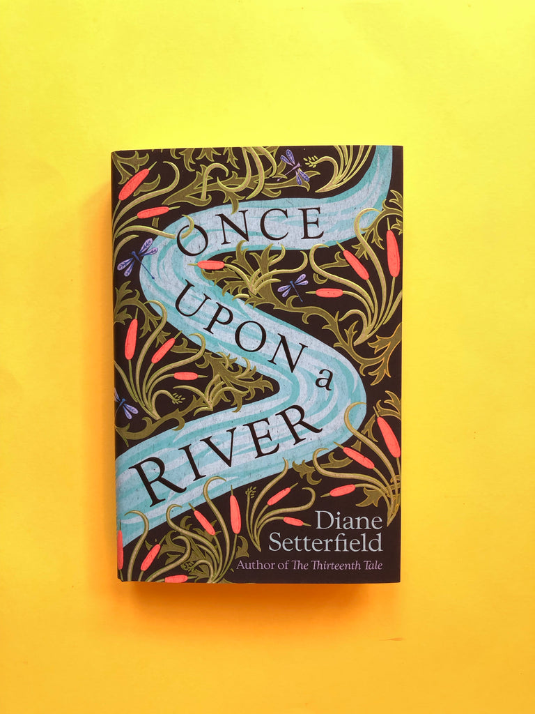 Once Upon a River by Diane Setterfield (pb)