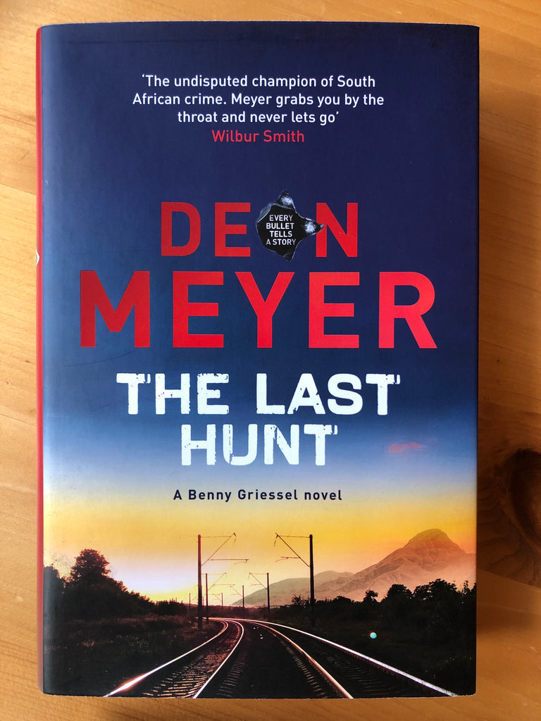 The Last Hunt, by Dean Meyer