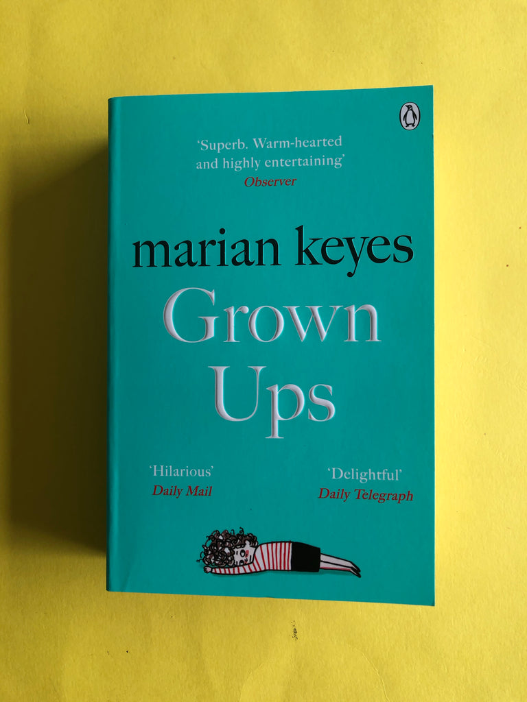 Grown Ups, Marian Keyes ( paperback, 4 Feb 2021)