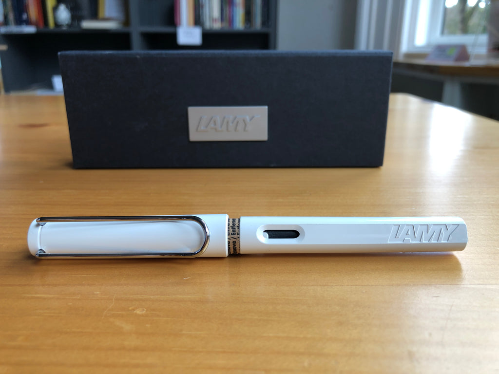 LAMY Safari fountain pens