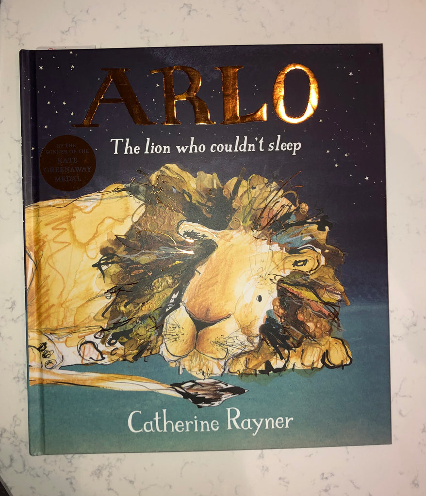 Arlo The Lion Who Couldn't Sleep ( hardback, Nov 2020)