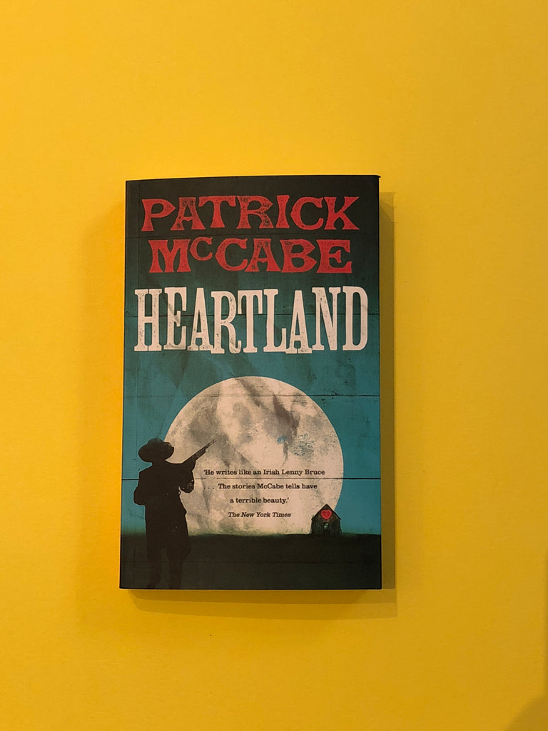 Heartland, by Patrick McCabe ( large paperback)
