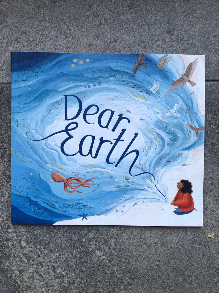 Dear Earth ( paperback Mar 2021)