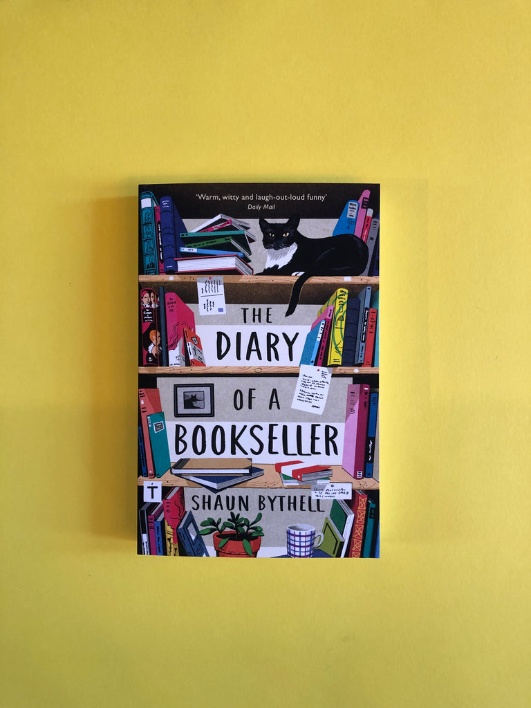 Diary of a Bookseller, by Shaun Bythell ( paperback)