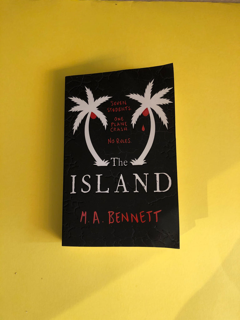 The Island, by M.A. Bennett
