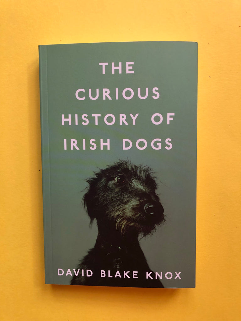 The Curious History of Irish Dogs ( paperback)