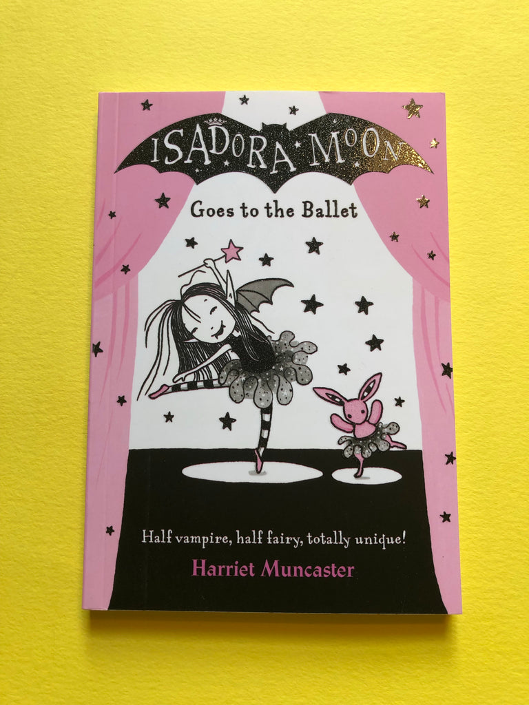 Isadora Moon series by Harriet Muncaster (small paperback)