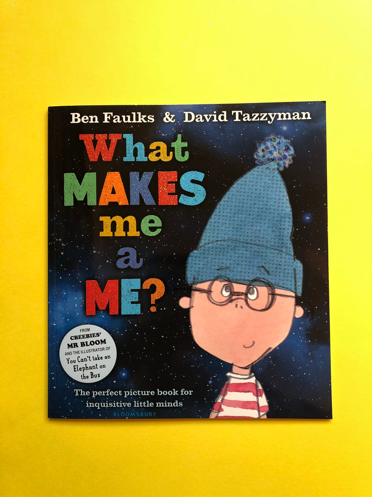 What Makes Me a Me?, by Ben Faulks