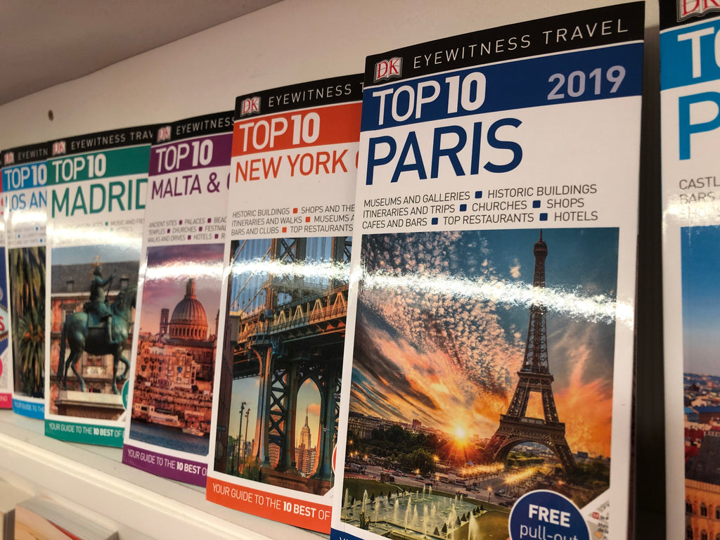 Top 10 Travel Guides