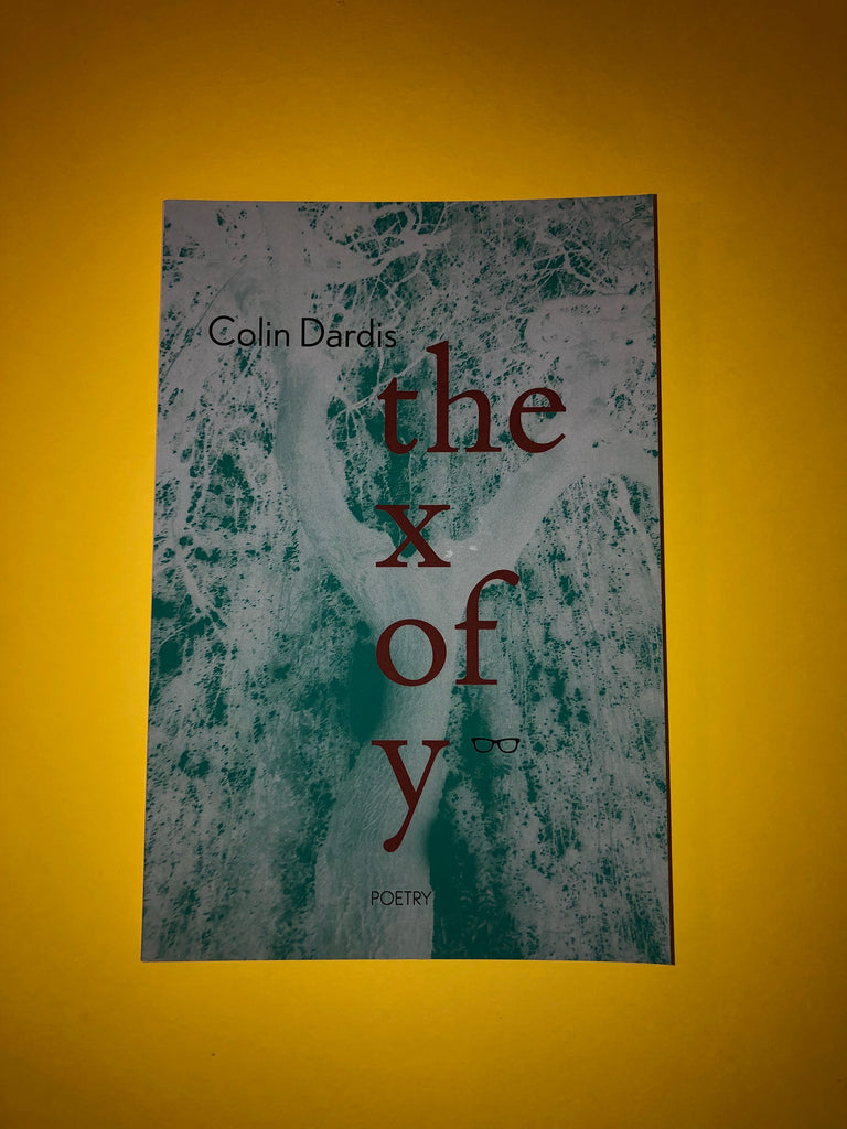 The x of y, by Colin Dardis