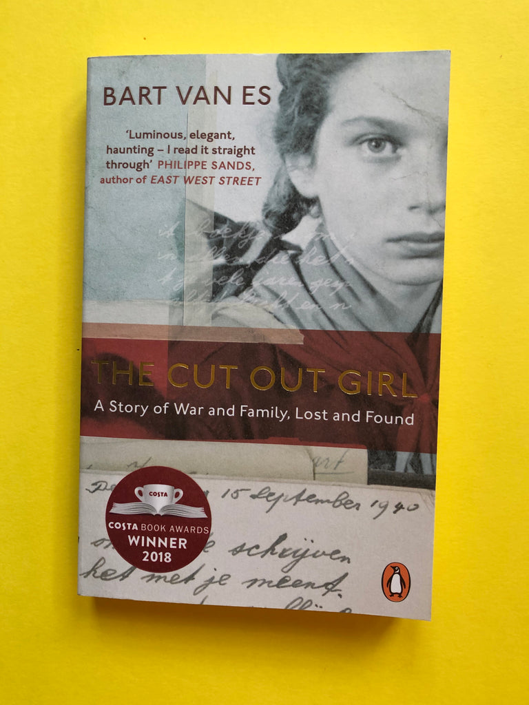 The Cut Out Girl ( paperback) by Bart Van Es