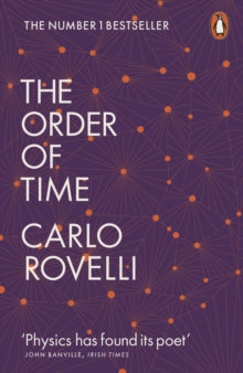 The Order Of Time, by Carlo Rovelli (Paperback April 2019)