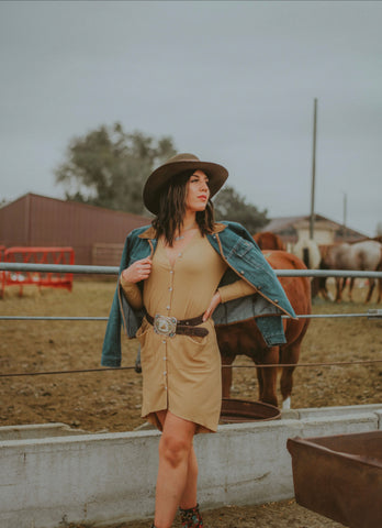 Sundance Pocket Cardigan/Dress