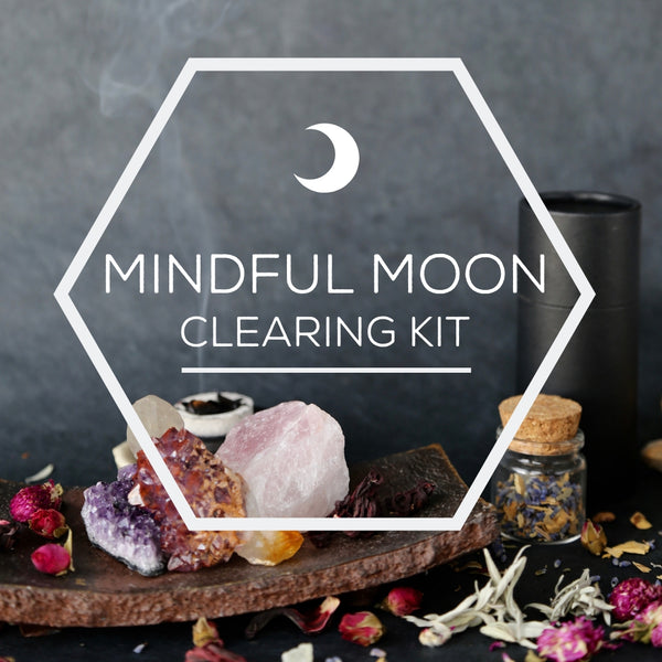 Mindful Moon Clearing Kit: Restore Blend