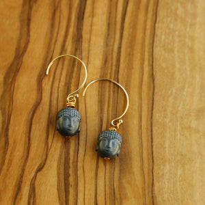 Basic Buddha Earrings