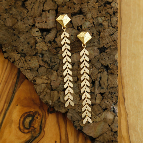 Athena Light Earrings