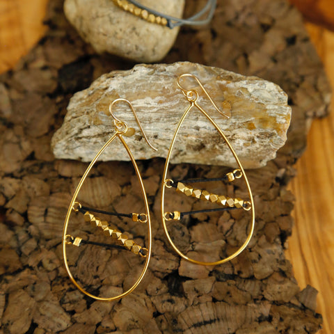 Switchback Earrings