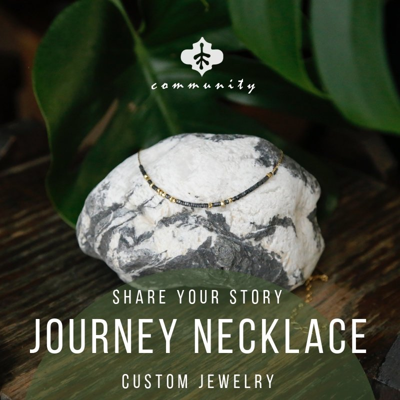 Custom Journey Necklace / Personalized Necklace/ Gift
