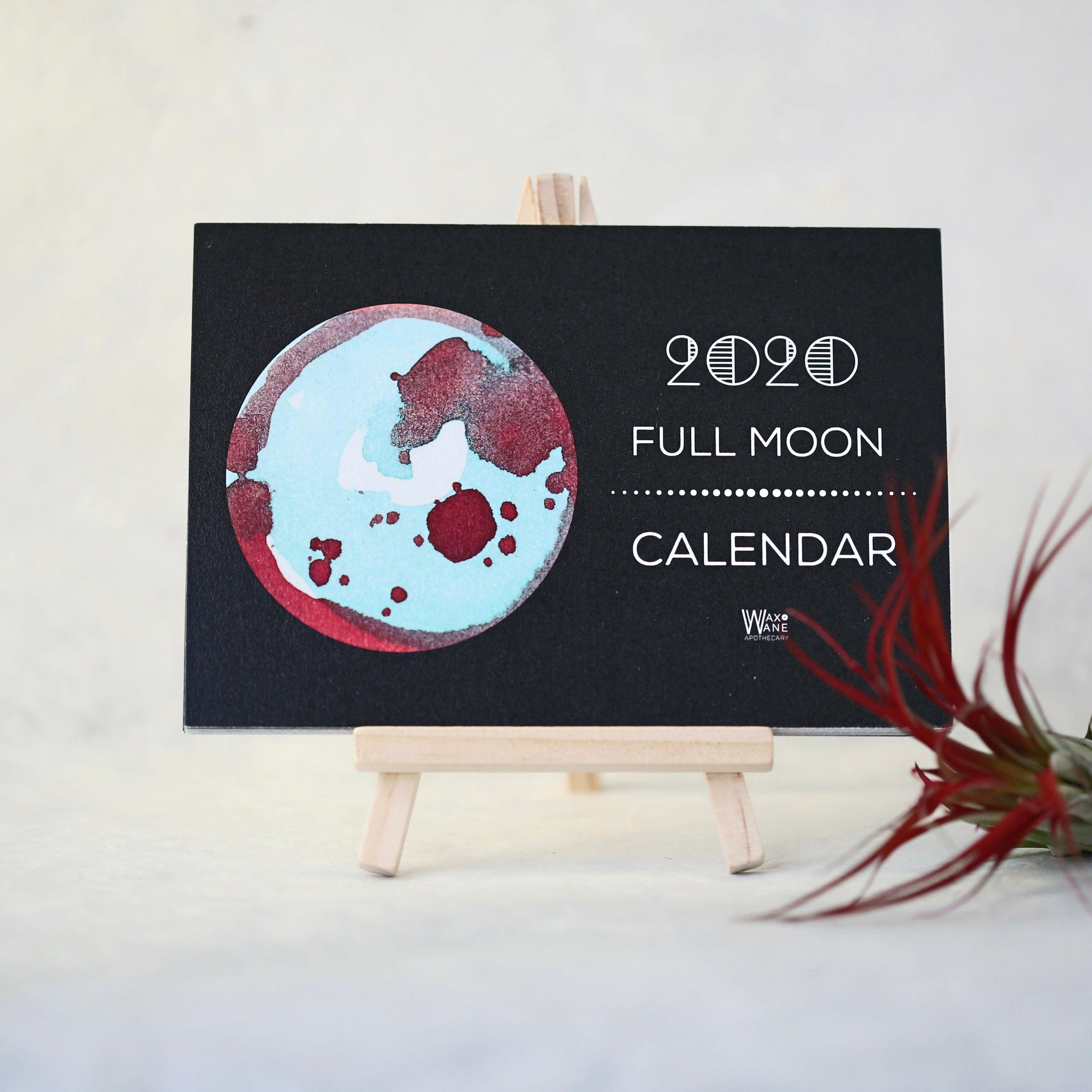 2020 Full Moon Calendar + Monthly Mantra