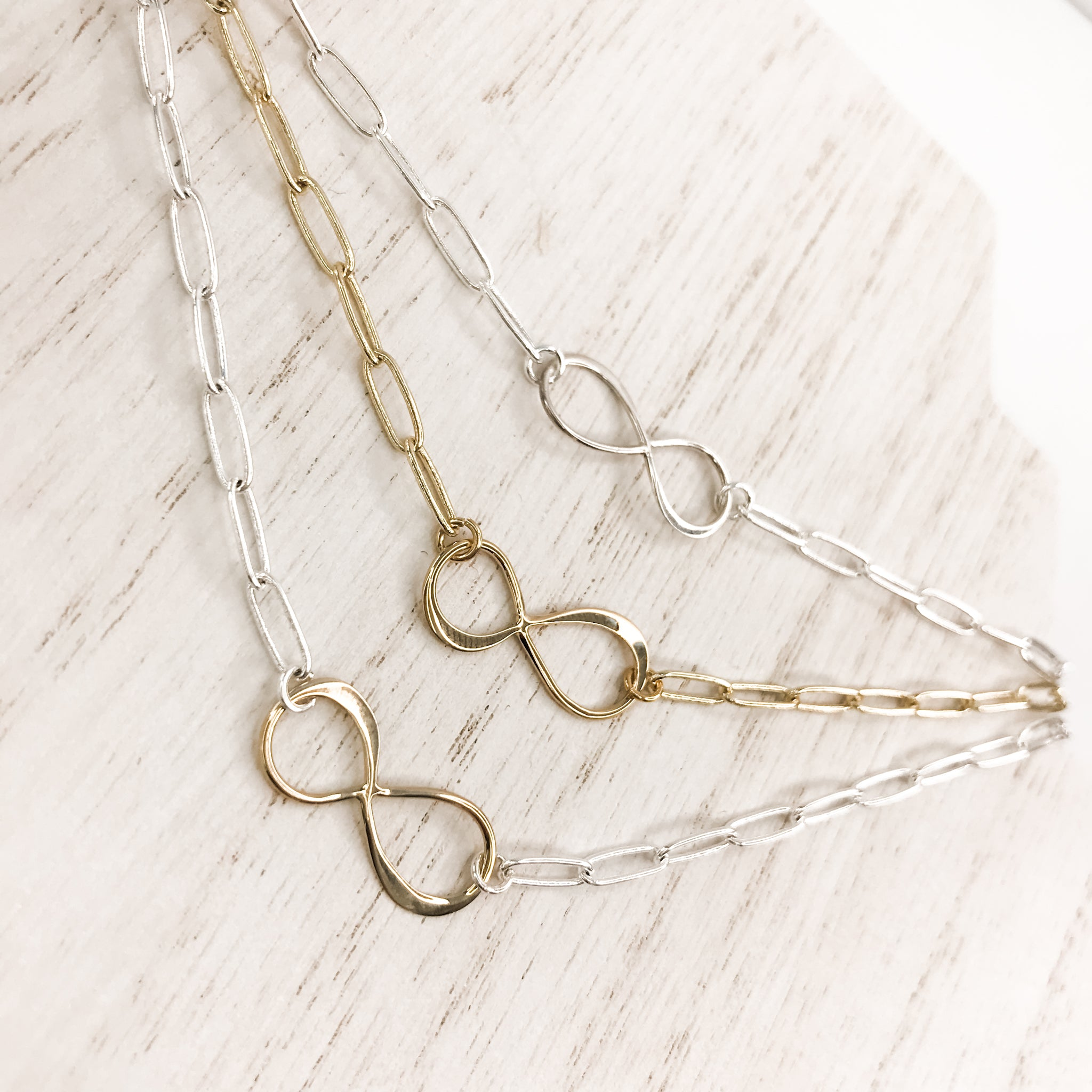 Love Infinitely Necklace