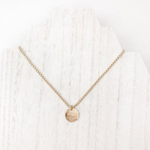 Coin Collector Necklace