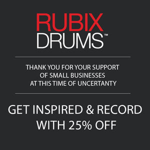 Record Drums  with -25% Off.