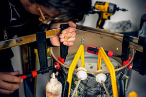 Drum Servicing at Rubix Drums
