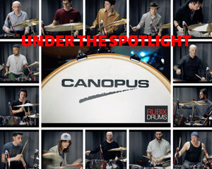 CANOPUS UNDER THE SPOTLIGHT campaign SPRING 2019