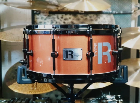 Canopus R type Rubix Drums