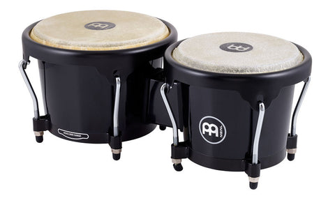 "Meinl Journey Series 6.5"" & 7.5"" ABS Bongo, Black"