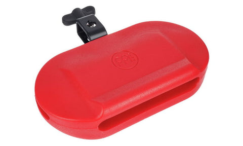 Meinl Percussion Block Low Pitched, Red