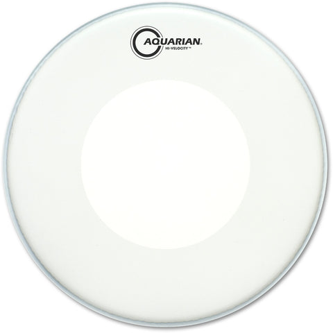 "Aquarian Hi-Velocity White Snare Drum Head 14"" - VEL14"