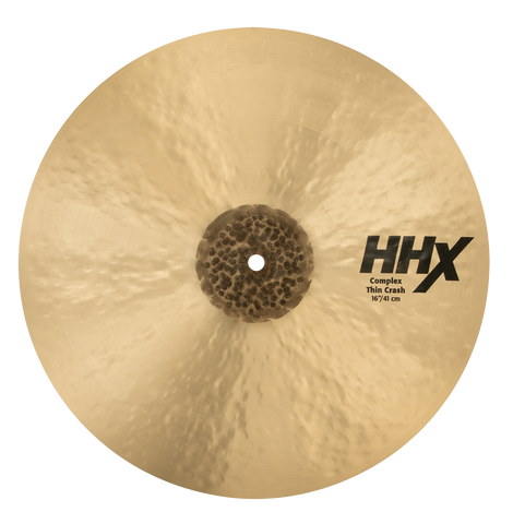 "Sabian 16"" HHX Complex Thin Crash"