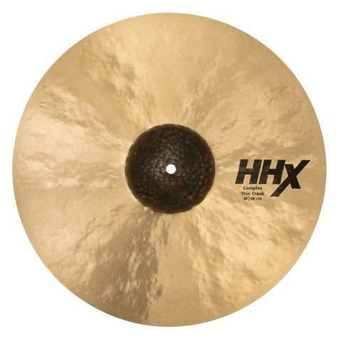 "Sabian 18"" HHX Complex Thin Crash"