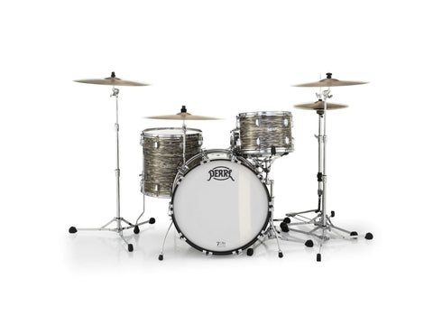 Pearl 75th Anniversary President DeLuxe Drum Kit in Desert Ripple - 22/13/16