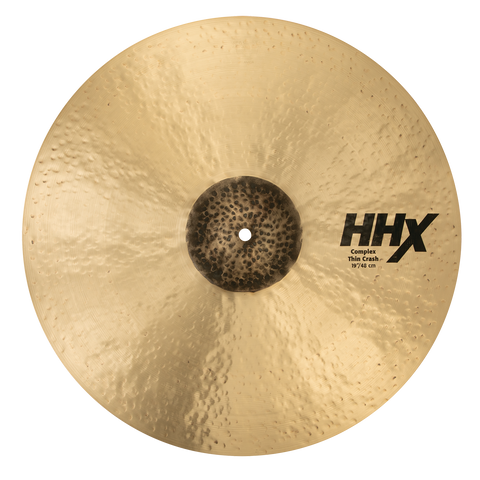 "Sabian 19"" HHX Complex Thin Crash"