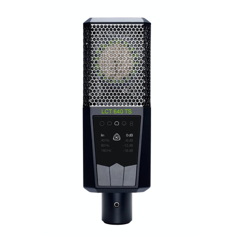 Lewitt LCT640 TS Multi-Pattern Condenser Microphone