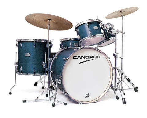 Canopus 5-Piece YAIBA II 'Groove' Drum Kit with Snare Drum