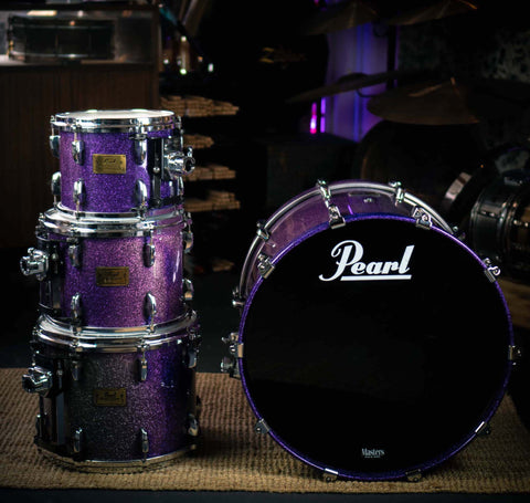Pearl Masterworks  22/10/12/14 Drum Kit