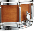 "Pearl Free Floater 14"" x 6.5'' Maple/Mahogany Snare Drum in Satin Amber Mahogany"