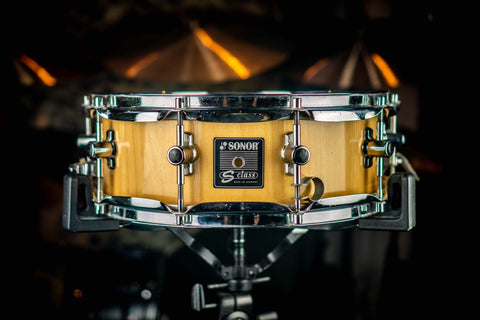 SONOR S-Class 14x5  Birch/Maple