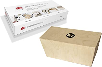 Meinl Make Your Own Bongo Cajon, Natural Finish