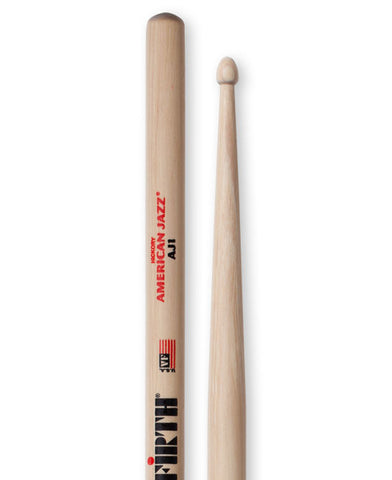 Vic Firth American Jazz 1 Drum Sticks - VF-AJ1