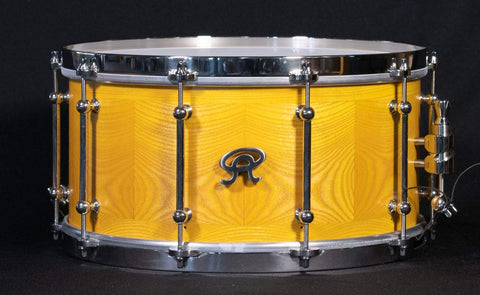 ANGEL DRUMS Ash 14x6.5 Citrus