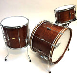 ASBA DRUMS - RIVE GAUCHE MARRON FIVE DRUM KIT